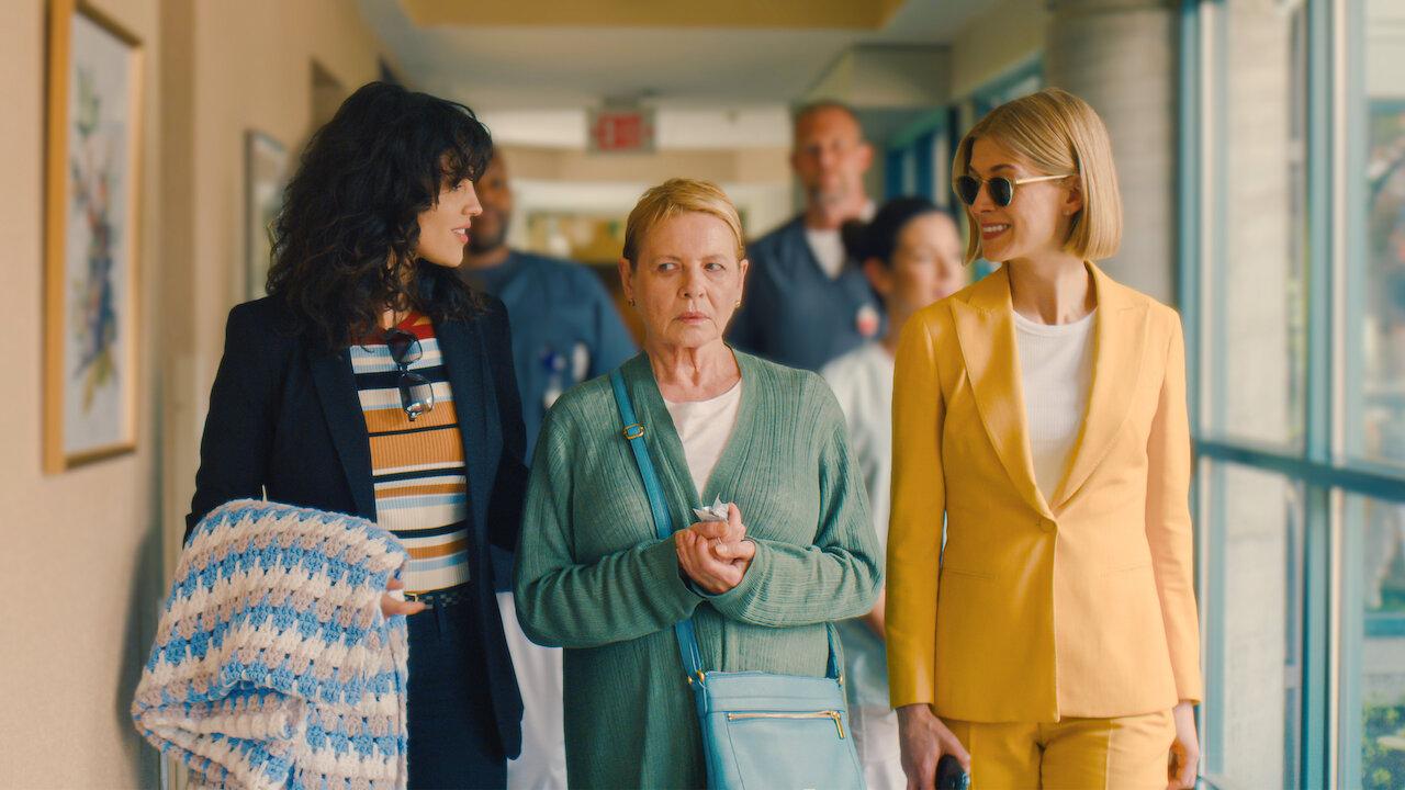 Eu Me Importo (2020) é uma das novas produções da Netflix.