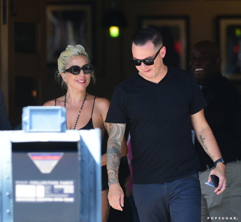 Lady Gaga está de romance novo com Dan Horton