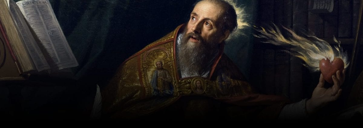 Quem foi o Santo Agostinho?