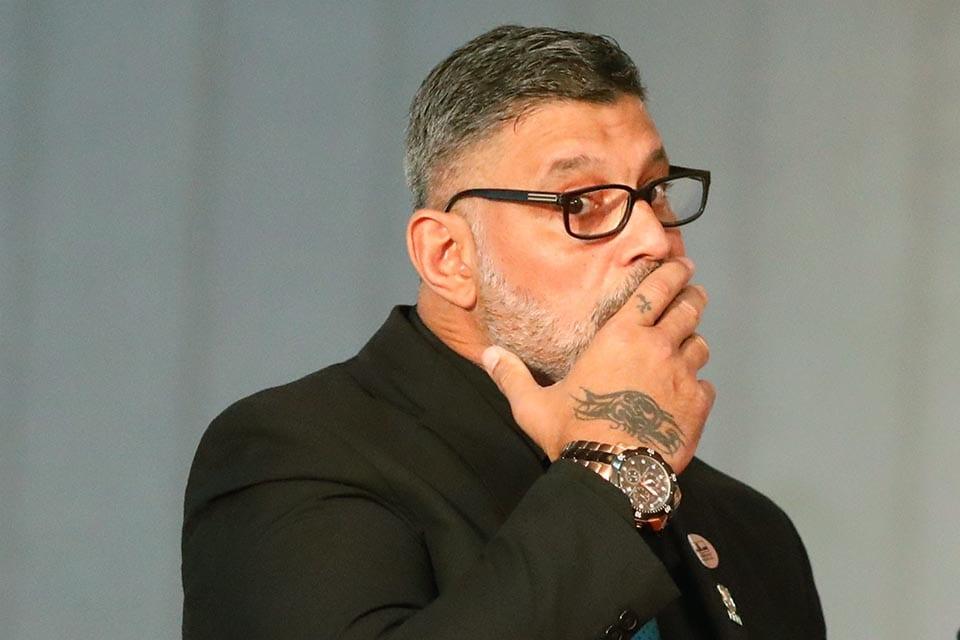 Alexandre Frota foi expulso do PSL.