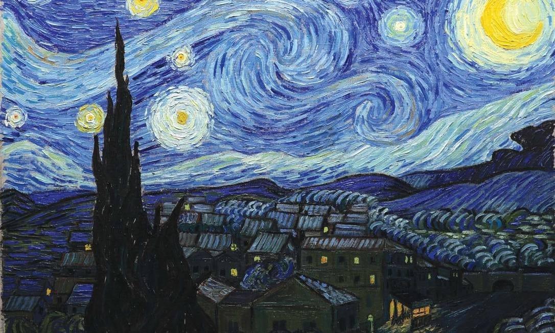 Exposição imersiva do Van Gogh em São Paulo