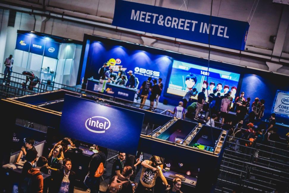 Intel faz parceria com a BGS 2019