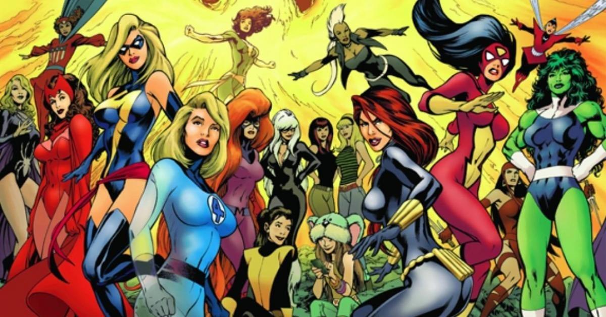 Marvel: Uma nova série em preparação em torno de uma super-heroína misteriosa