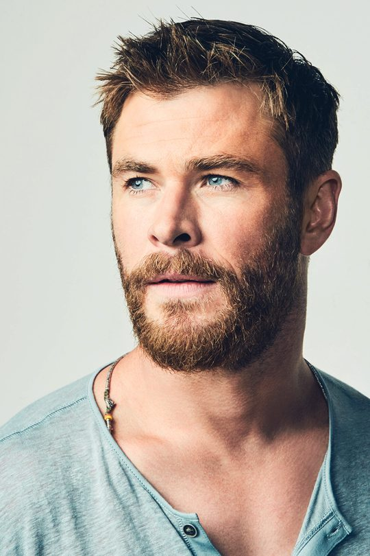 Chris Hemsworth, o Thor de Vingadores, completou 36 anos