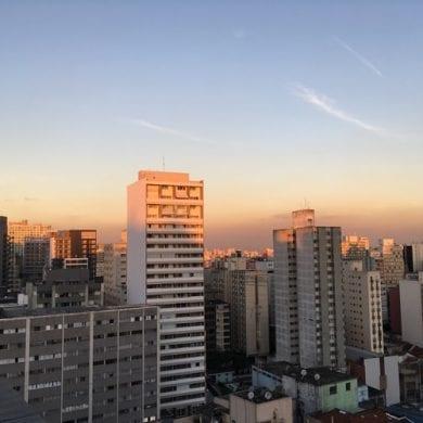 São Paulo bate recorde de calor no inverno