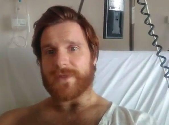 Priapismo: Músico Inglês está internado a duas semanas devido a ereção