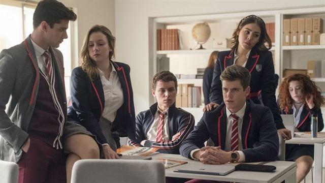 Elite: série ganha trailer e data de estreia para 2ª temporada