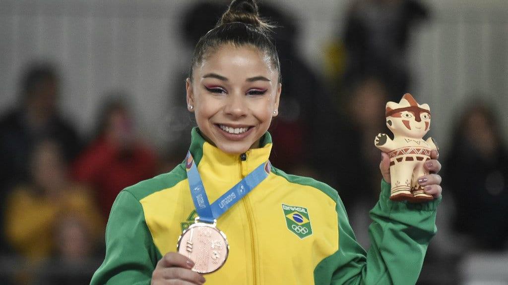 Flávia Saraiva é medalhista nos Jogos Pan-americanos