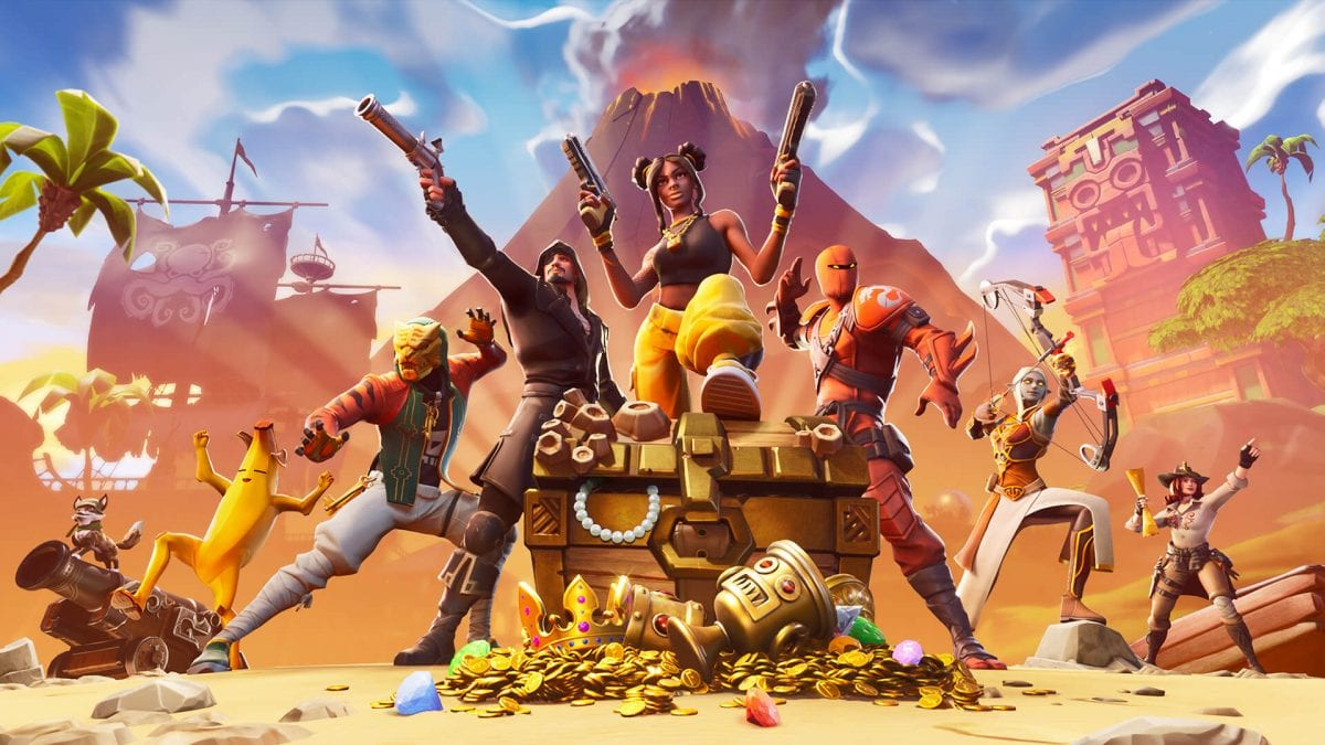 Fortnite na BGS! Epic Games confirmada com estande de 1000 m²