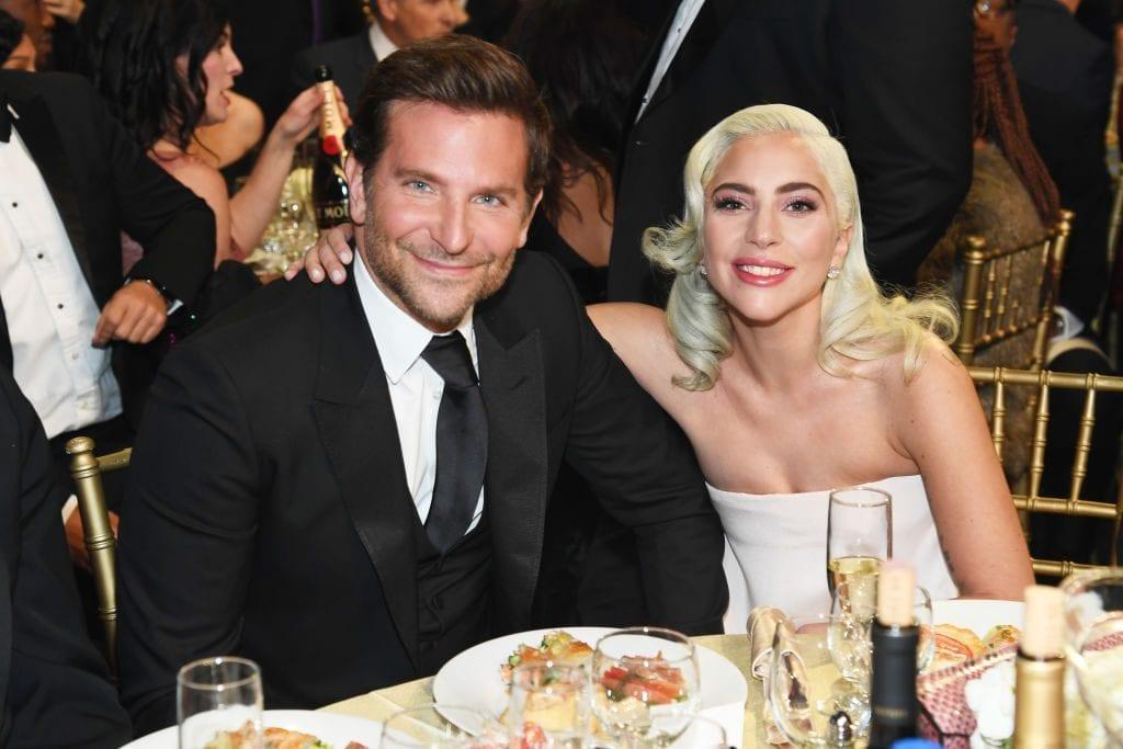 Lady Gaga está de romance novo, e não é Bradley Cooper