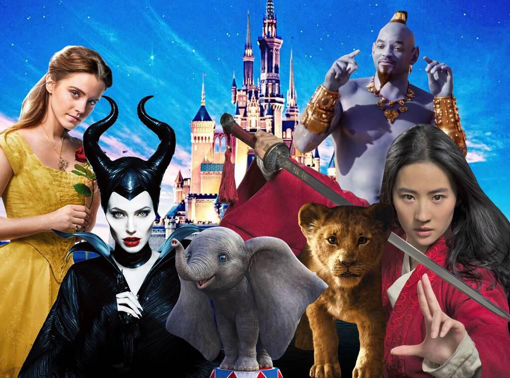 Confira a lista de Live Actions que a Disney irá lançar