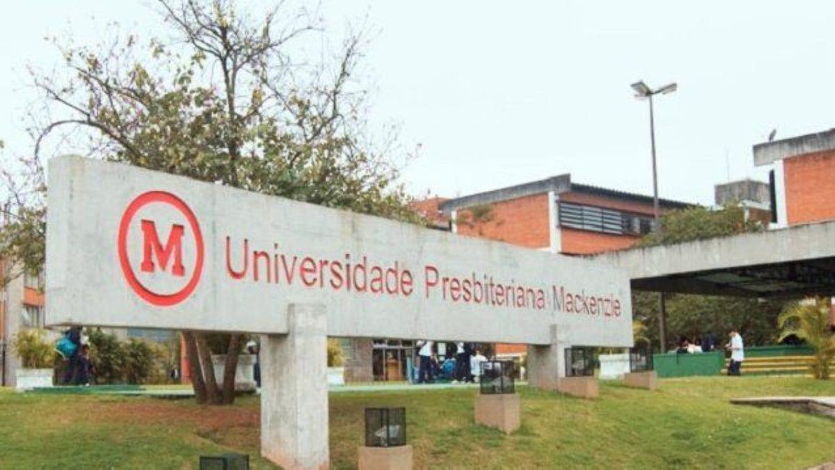 Mackenzie campus Higienópolis.