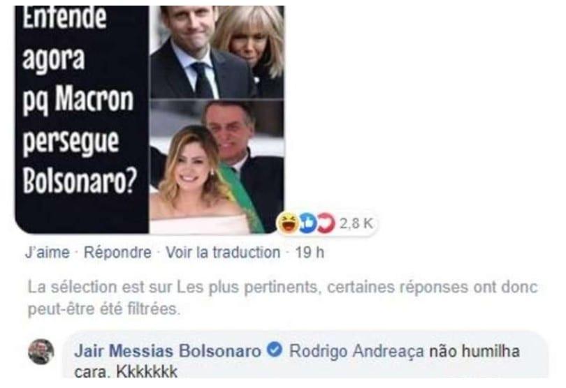 bolsonaro brigett