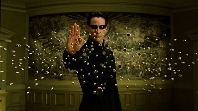 Matrix 4 confirmado com Keanu Reeves