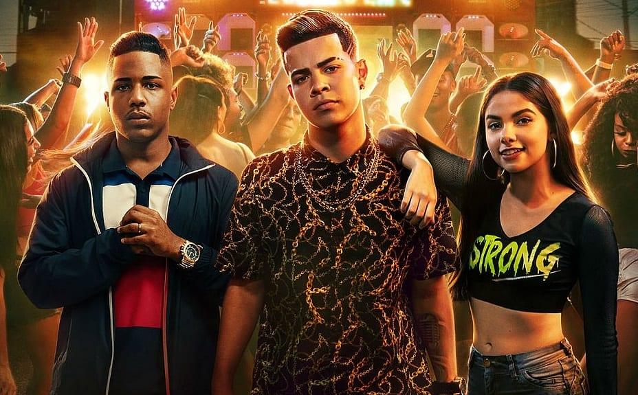 Sintonia, série do Kondzilla na Netflix, estreia hoje