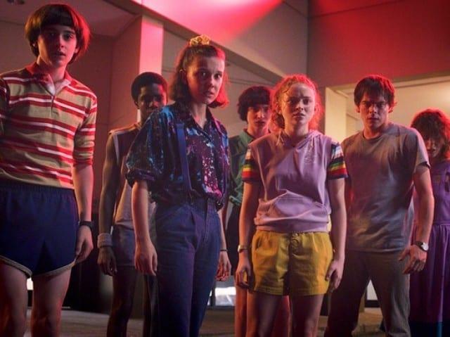 Salários dos atores de Stranger Things.