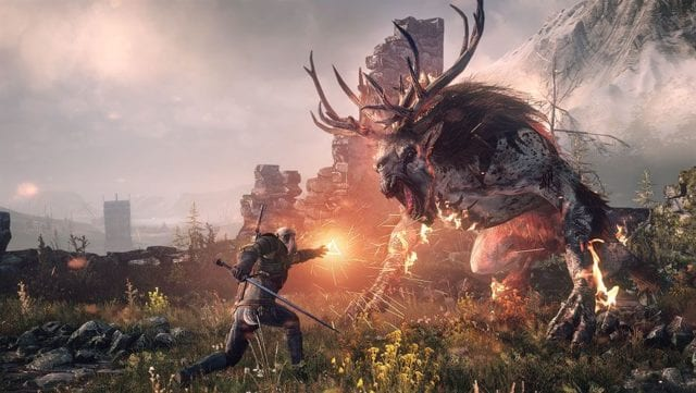 The Witcher 3 da Nintendo Switch formaliza a data de lançamento