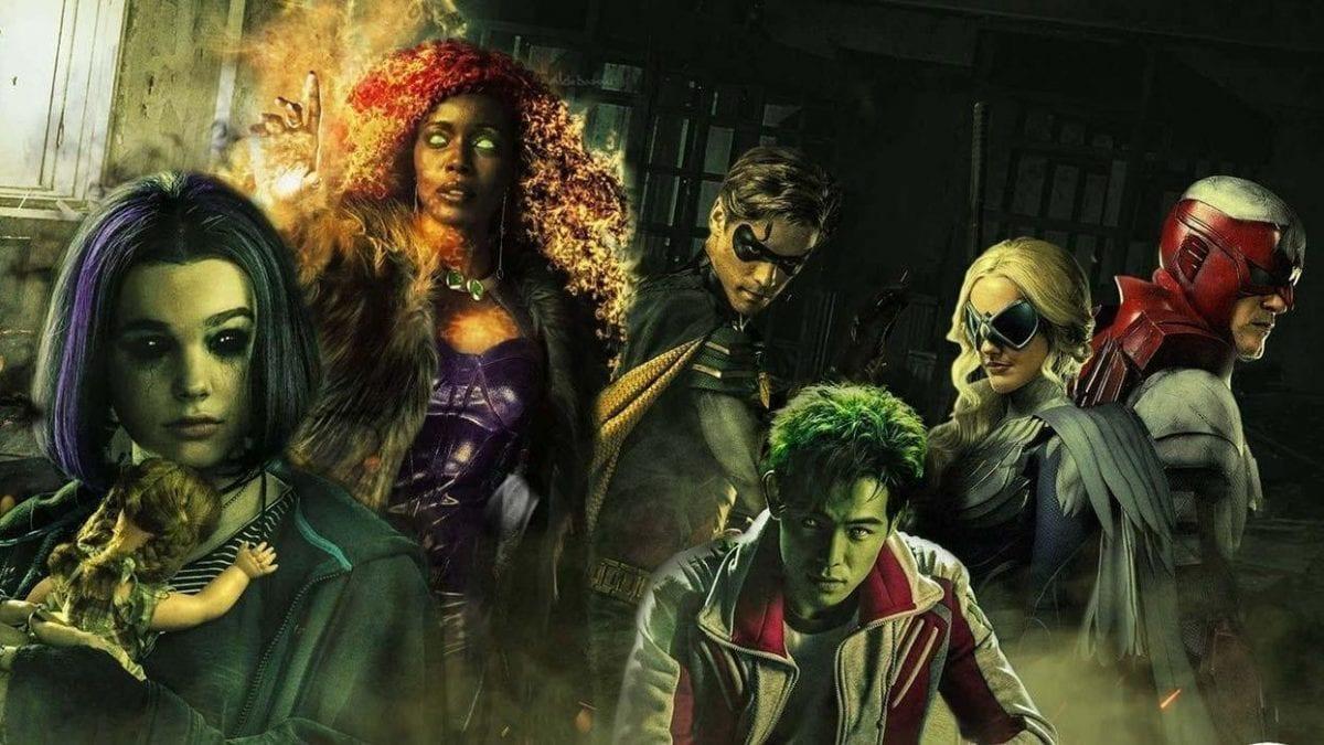 Titãs: 2ª temporada ganha novo trailer