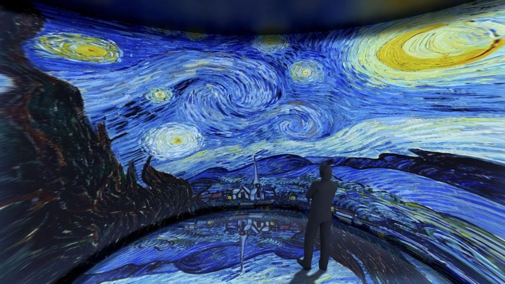 Exposição do Van Gogh