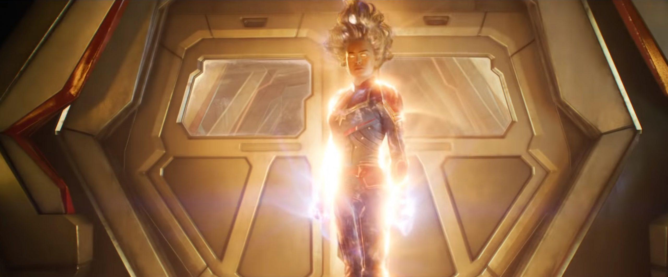 """Produtores de """"Vingadores"""" revelam problema de Capitã Marvel"""