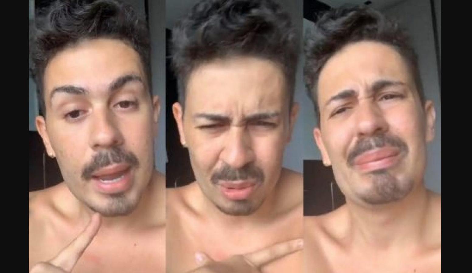 Carlinhos Maia chama de imbecil quem sofre depressão e pensa em suicídio