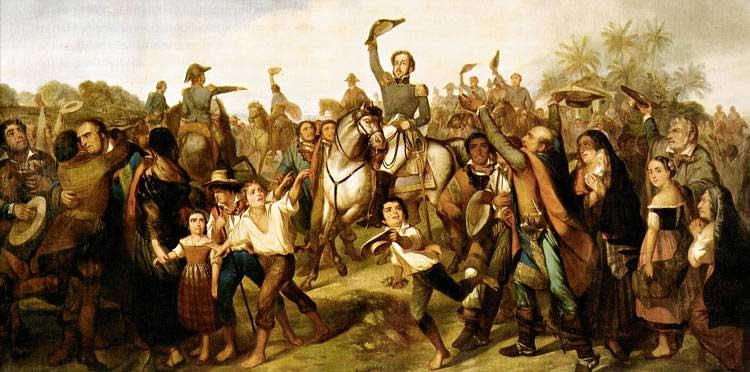 7 de setembro: O famoso grito da independência