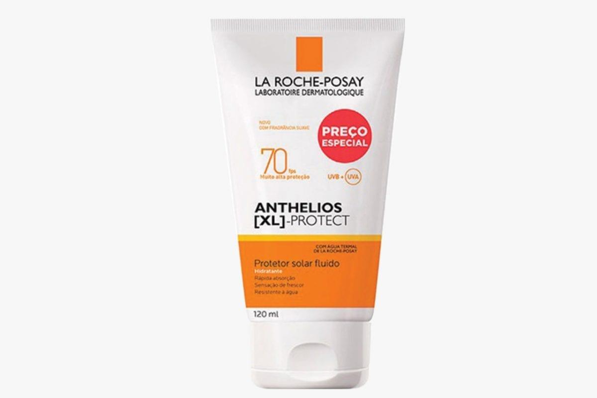 Protetor Solar Facial, para cuidado com pele