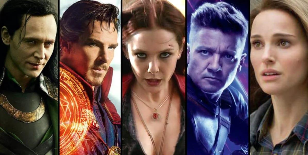 Marvel Studios terá lançamento a cada 2 semanas em 2021