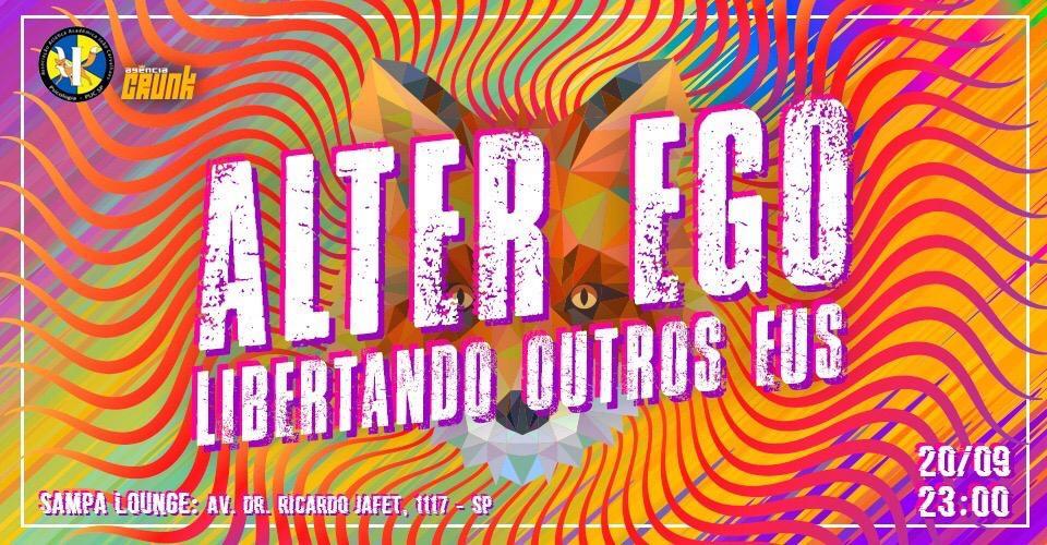 5 motivos para ir na ALTER EGO, a festa à fantasia da PSICO-PUC