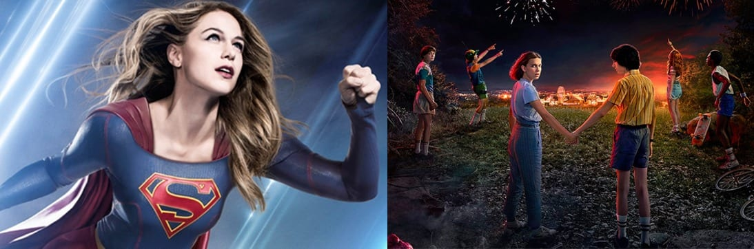 Stranger Things e Supergirl farão crossover?