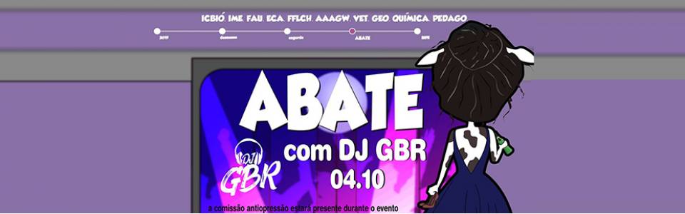 festa dj gbr