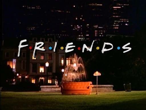 abertura Friends