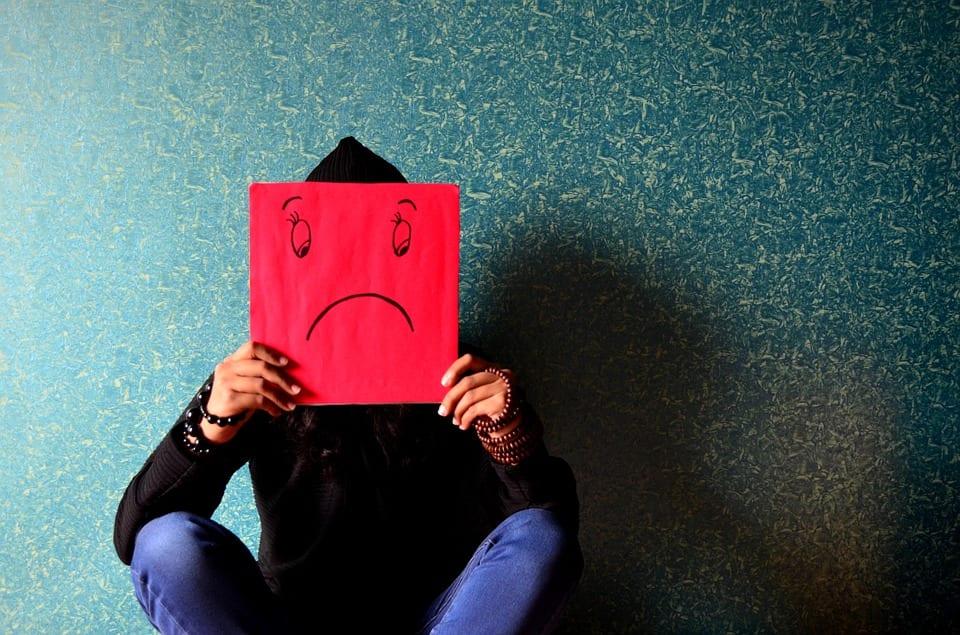 como reconhecer sinais de depressão
