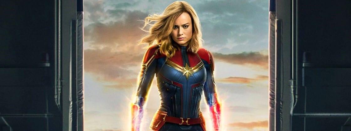 """Vingadores: Ultimato – os produtores revelam o """"problema"""" de Capitã Marvel"""