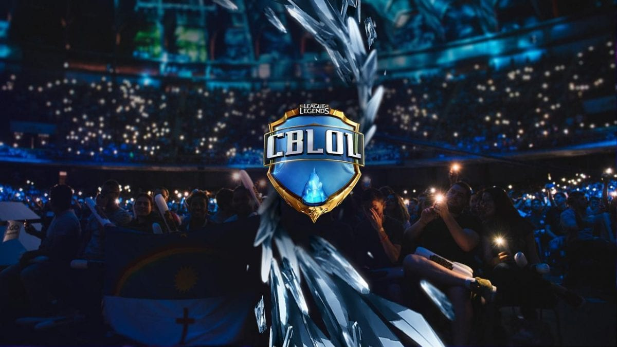 Grande final do 2º Split do CBLoL 2019