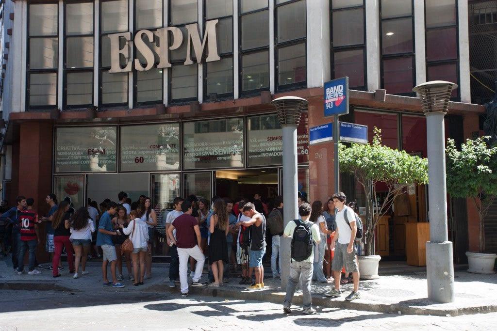 ESPM abre inscrições para vestibular 2020