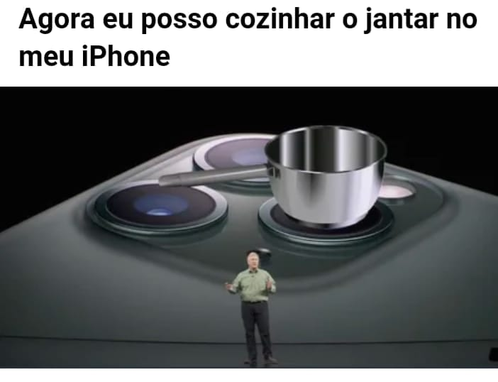 iPhone 11: Apple lança novo modelo e a Internet reage com memes