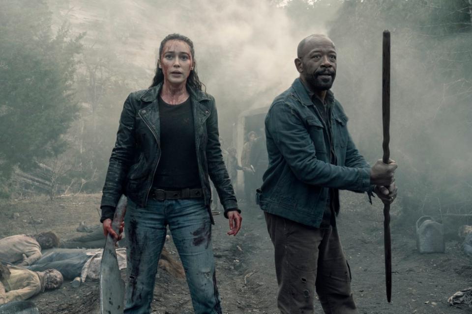 Fear The Walking Dead: Morgan deve relembrar seu passado