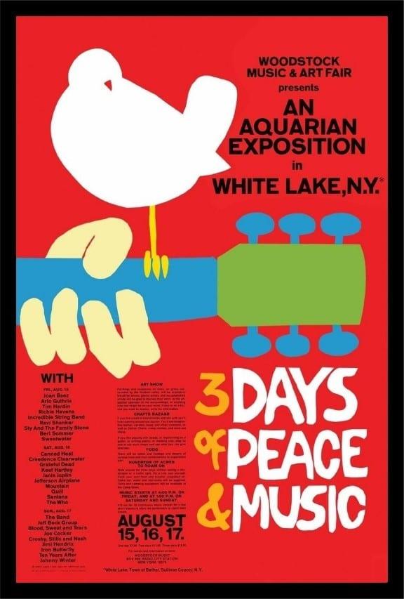 Festival Woodstock.