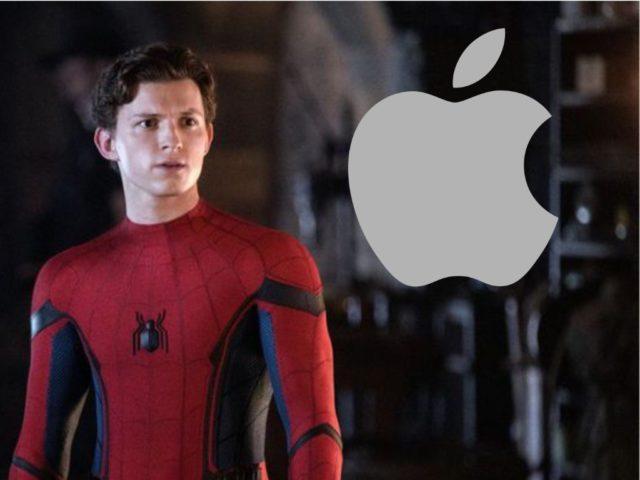 Homem-Aranha pode voltar à Marvel se a Sony for comprada pela Apple