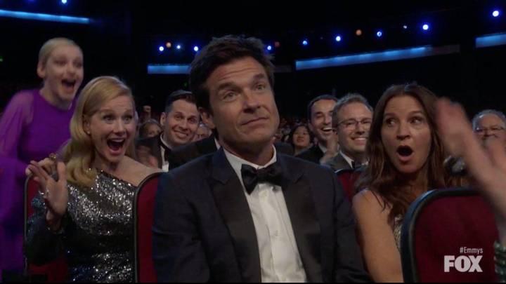 Jason Bateman reação