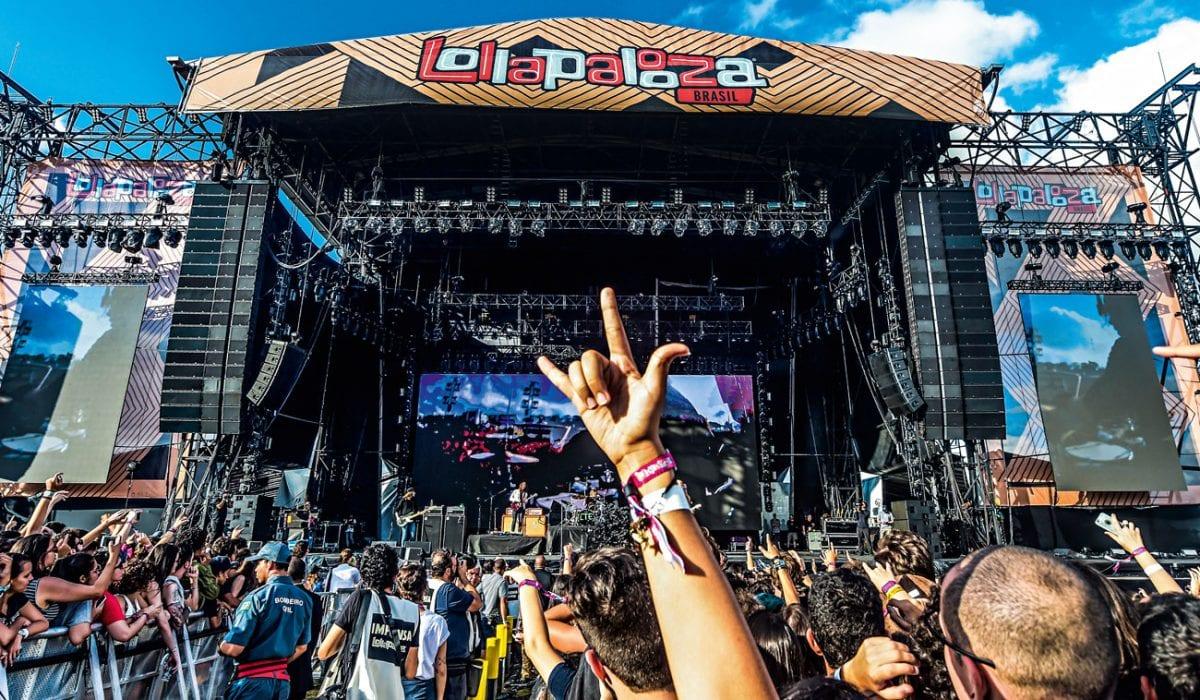 Lollapalooza 2020 abre venda de ingressos