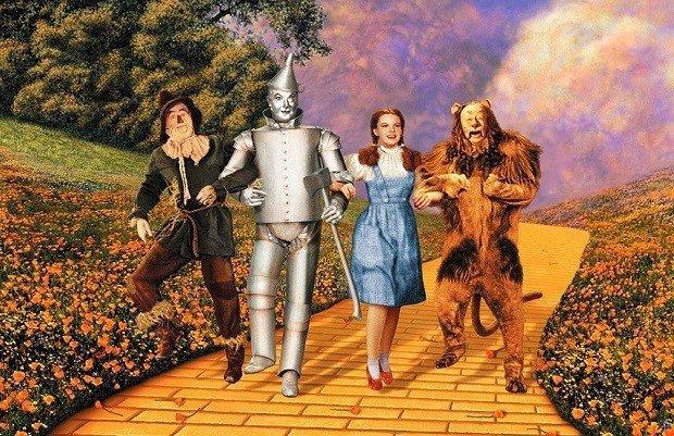 Por trás dos 80 anos de O Mágico de Oz