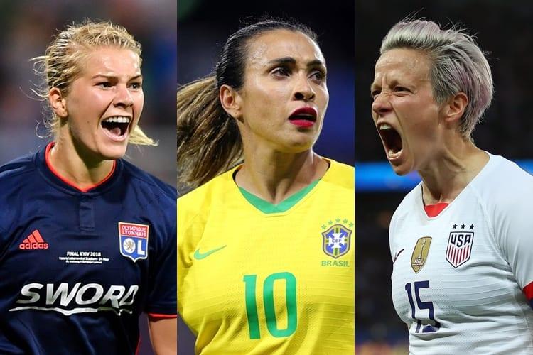 Fora da Caixa #5: Especial Futebol Feminino