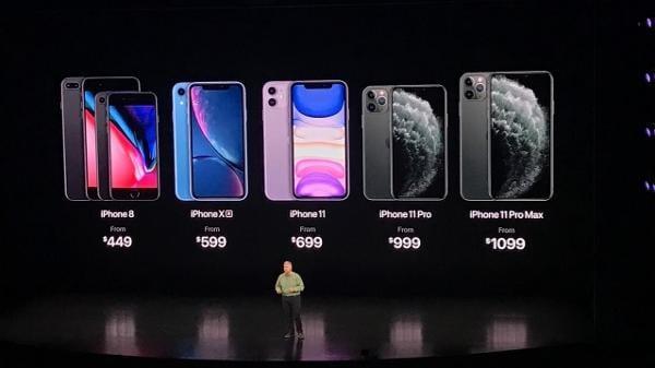 iphone 11 preço