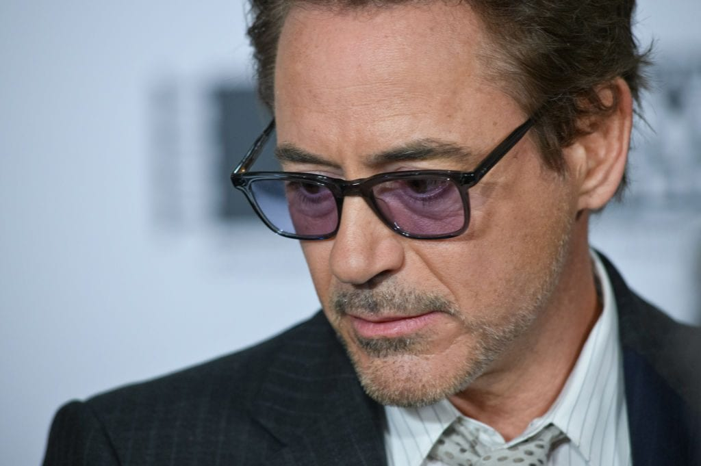 O Instagram de Robert Downey Jr. foi hackeado