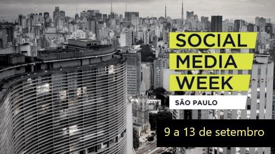 Social Media Week ESPM – inscrições abertas!