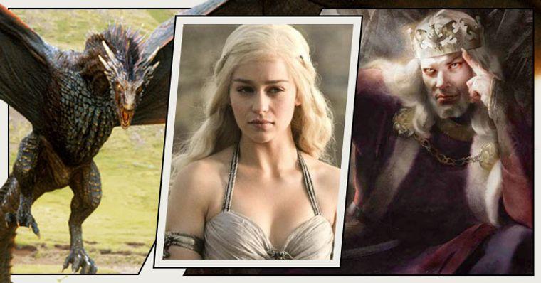 Game of Thrones: Família Targaryen terá spin-off exclusivo