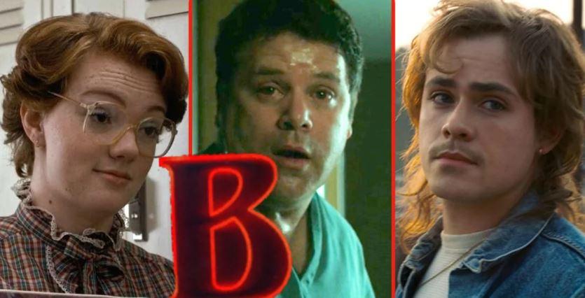 Stranger Things mata personagens cujo nome começa com 'B'