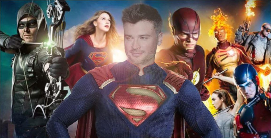 Smallville: Tom Welling retorna como Superman em crossover da DC
